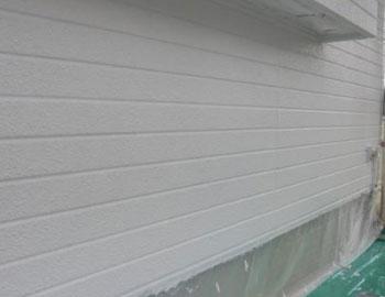 壁・下塗り作業完了