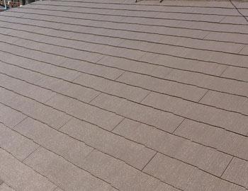 【コロニアル屋根】塗装工事後